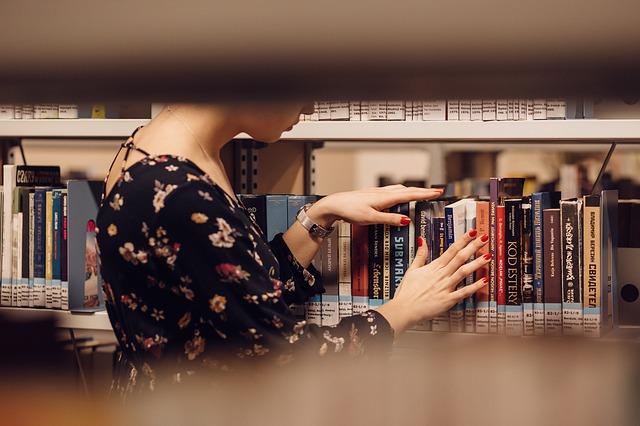 výběr knihy