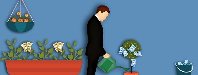 pěstování peněz